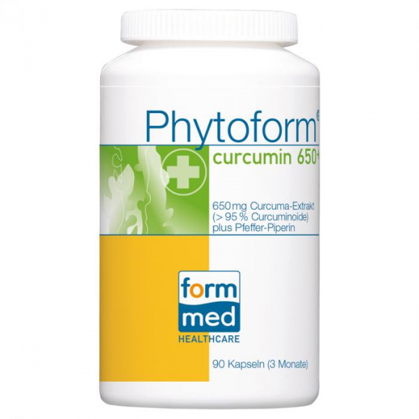 Phytoform® curcumin 650+