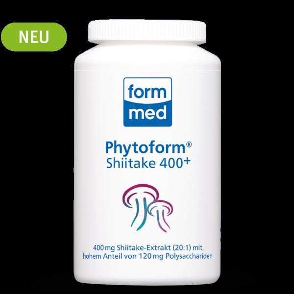 Phytoform® Shiitake 400+