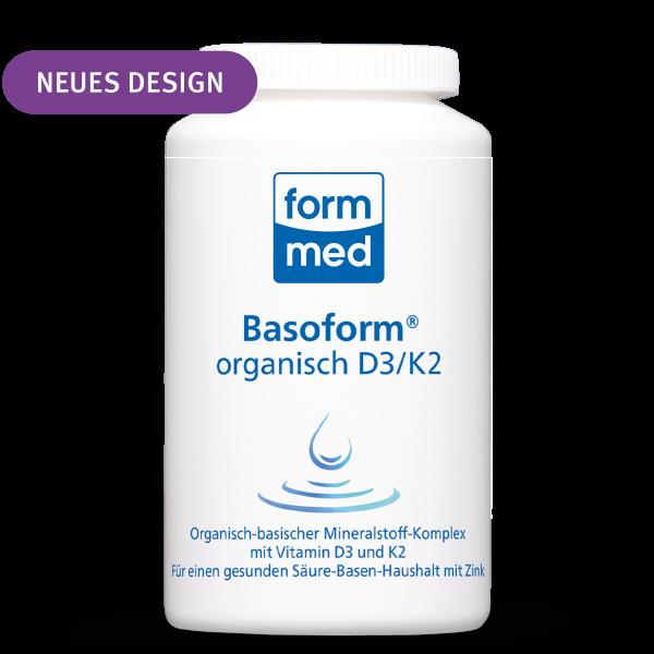 Basoform® organisch D3/K2