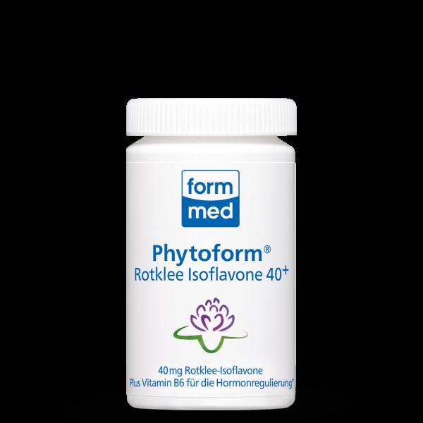 Phytoform® Rotklee Isoflavone 40+