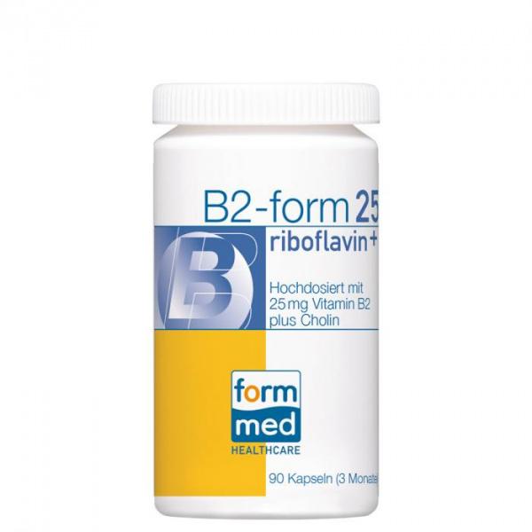 B2-form® 25 riboflavin+