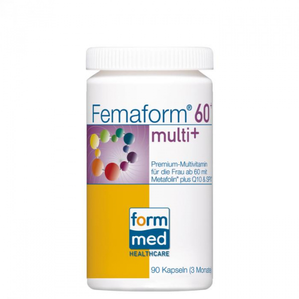 Femaform® 60+ multi+