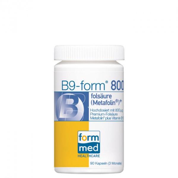 B9-form® 800 folsäure (Metafolin®)+