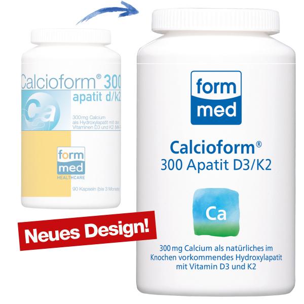Calcioform® 300 Apatit D3/K2