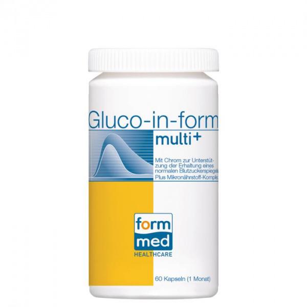 Gluco-in-form® multi+