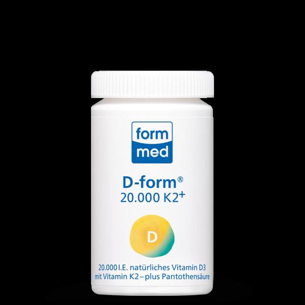 D-form® 20.000 K2+