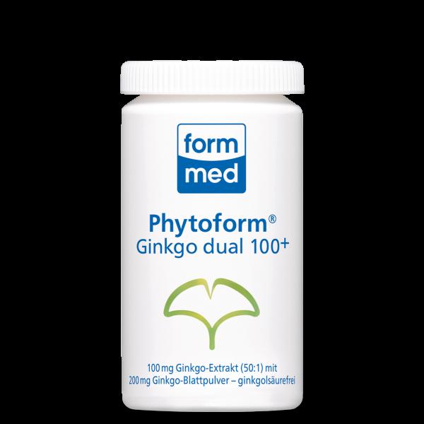 Phytoform® Ginkgo dual 100+
