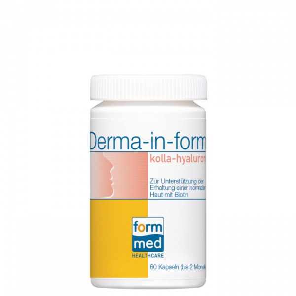 Derma-in-form kolla-hyaluron
