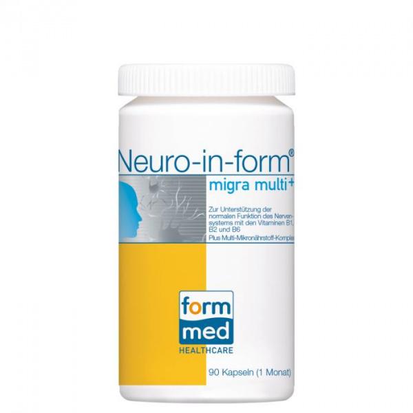 Neuro-in-form® migra multi+