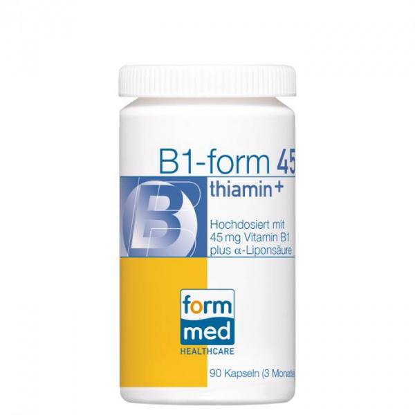 B1-form® 45 thiamin+