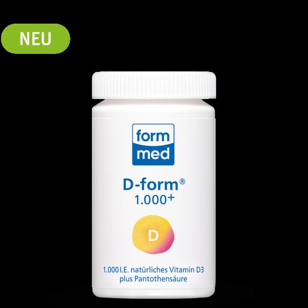 D-form® 1.000+