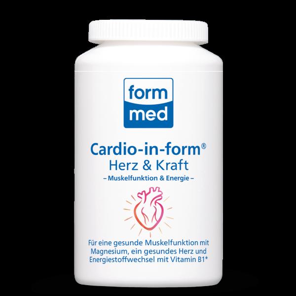 Cardio-in-form® Herz & Kraft
