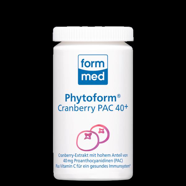 Phytoform® Cranberry PAC 40+