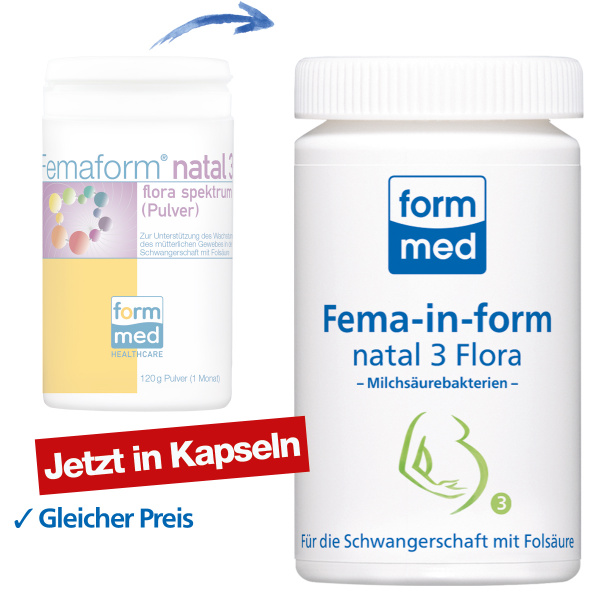 Fema-in-form® natal 3 Flora