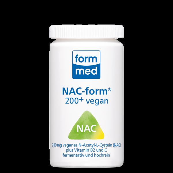 NAC-form® 200+ vegan