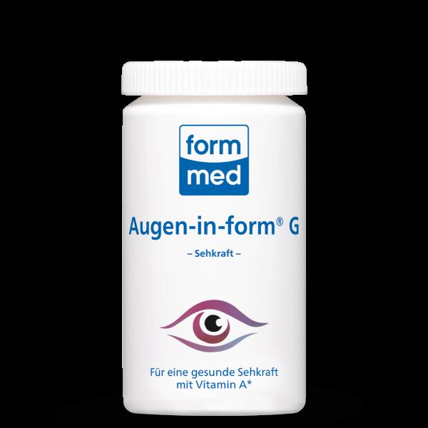 Augen-in-form G