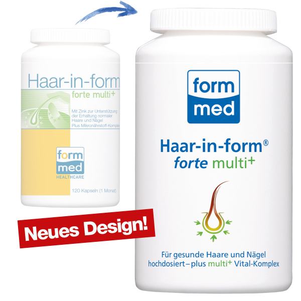 Haar-in-form forte multi+