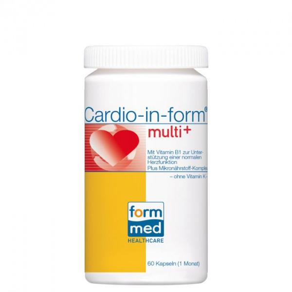 Cardio-in-form® multi+
