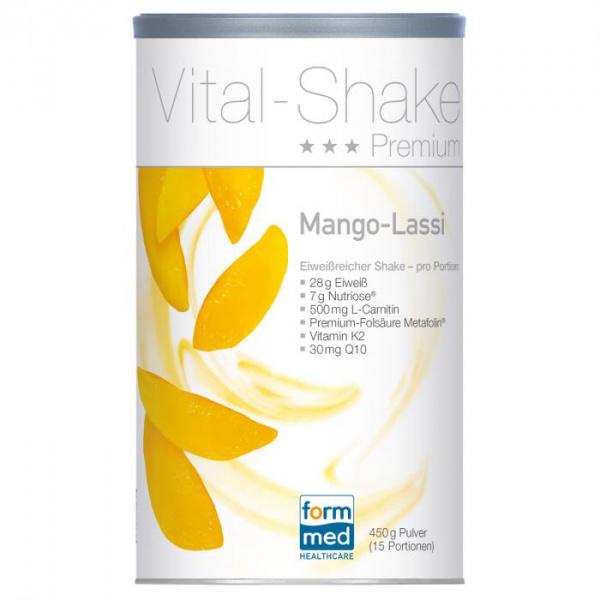 Vital-Shake Premium Mango-Lassi