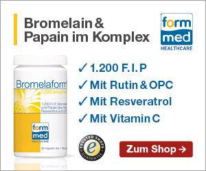 Bromelaform 1200 enzyme