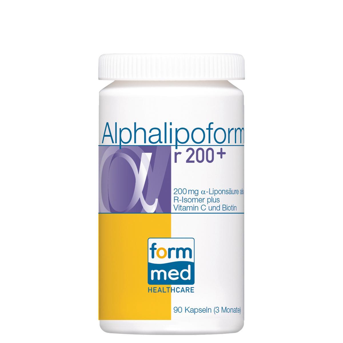 Alphalipoform r 200+