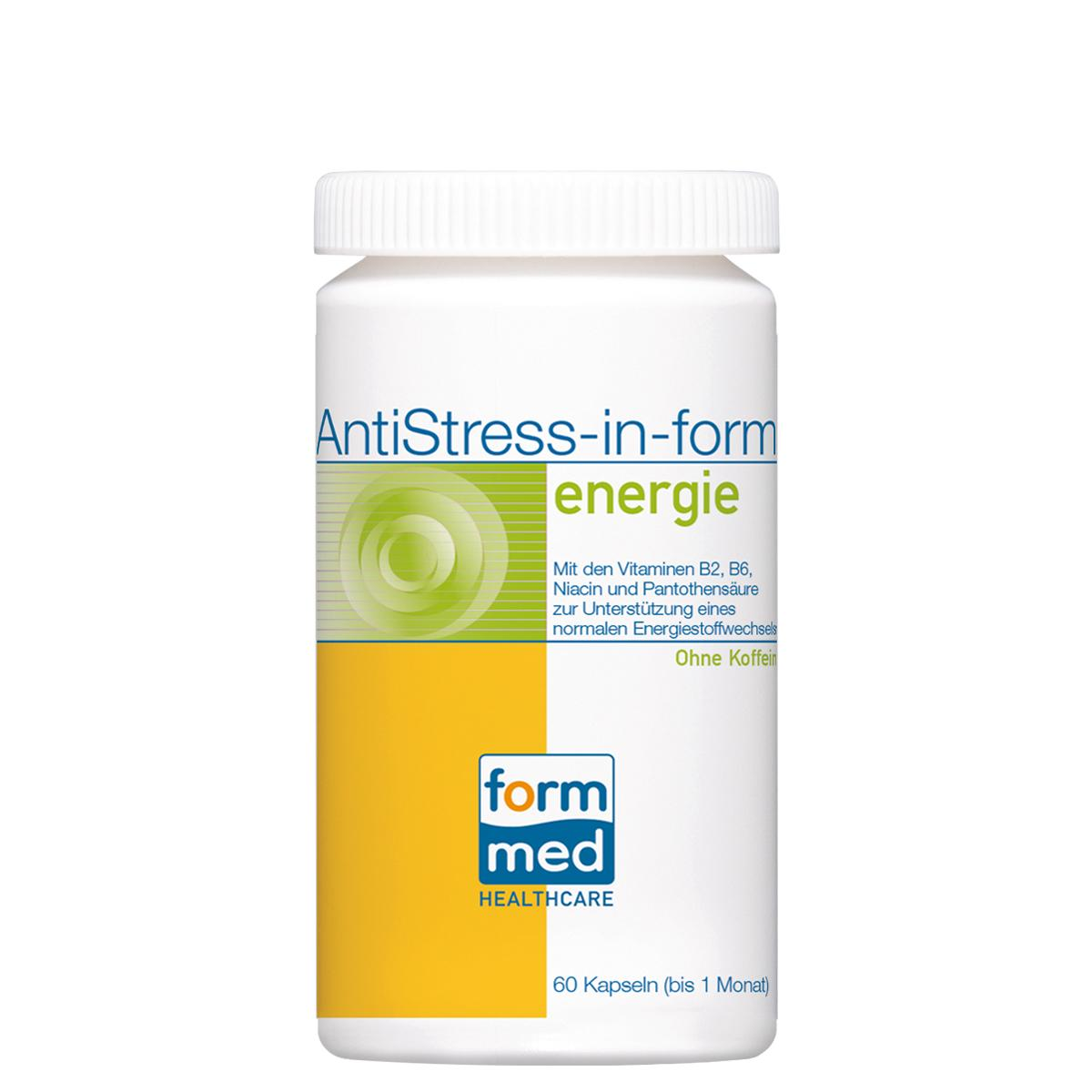 AntiStress-in-form® energie