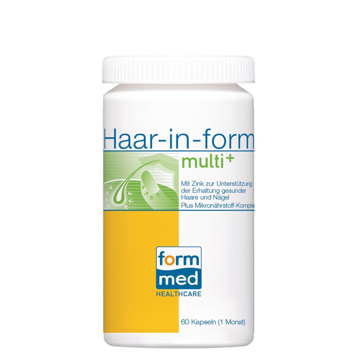 Haar-in-form® multi+