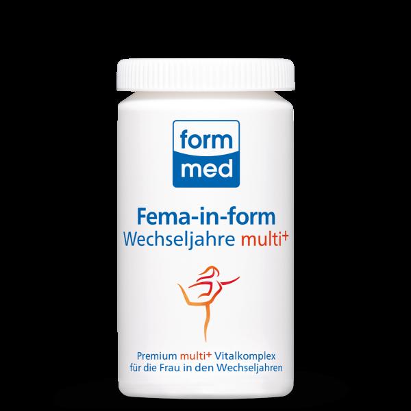 Fema-in-form® Wechseljahre multi+