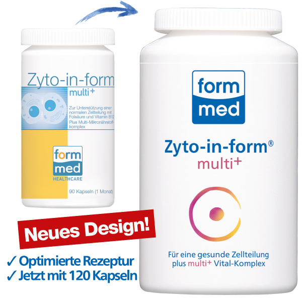 Zyto-in-form® multi+