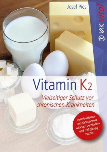 Buch: Vitamin K2