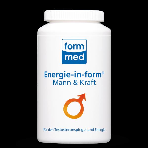Energie-in-form® Mann & Kraft
