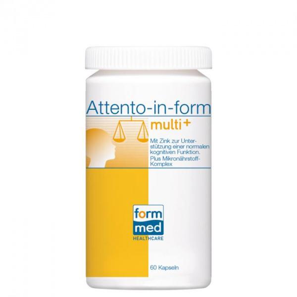 Attento-in-form® multi+