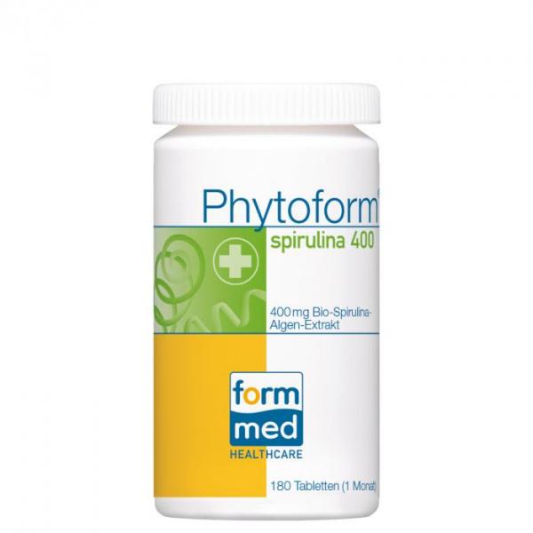 Phytoform® spirulina 400