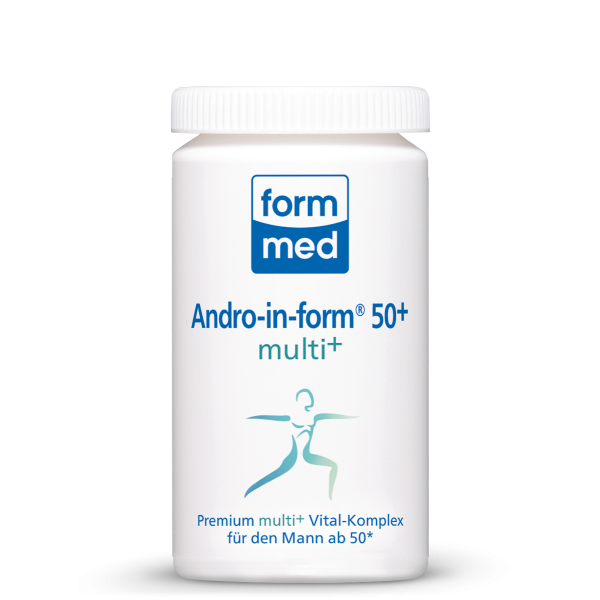 Andro-in-form® 50+ multi+