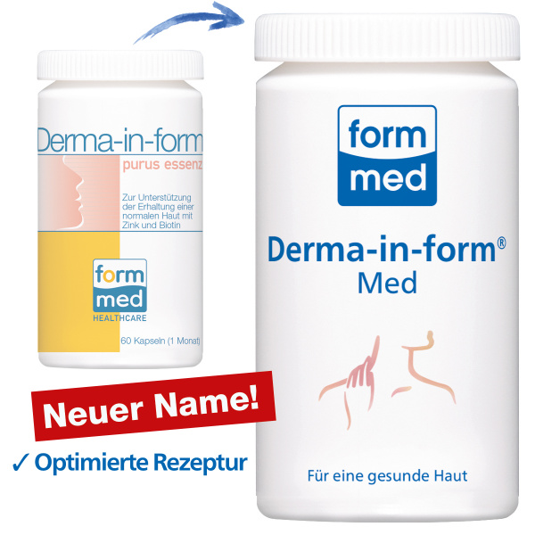 Derma-in-form Med (ehem. purus essenz)