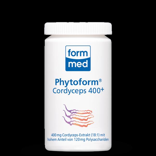 Phytoform® Cordyceps 400+