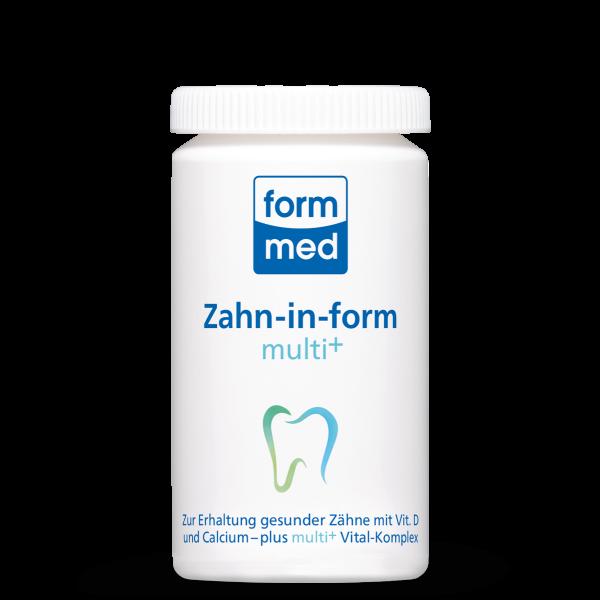 Zahn-in-form multi+