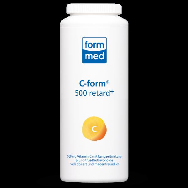 C-form® 500 retard+