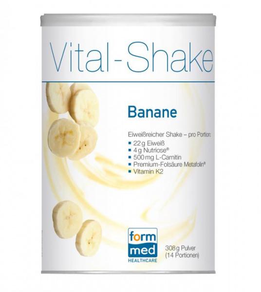 Vital-Shake Banane