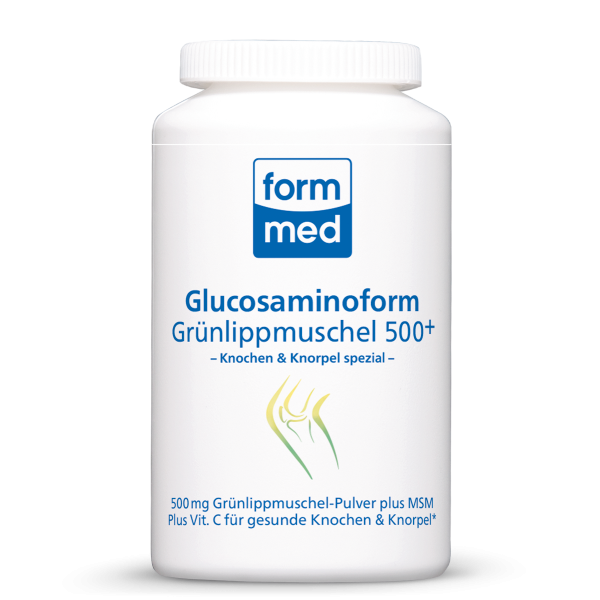 Glucosaminoform® Grünlippmuschel 500+