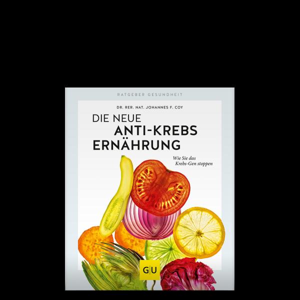 Buch: Die neue Anti-Krebs-Ernährung