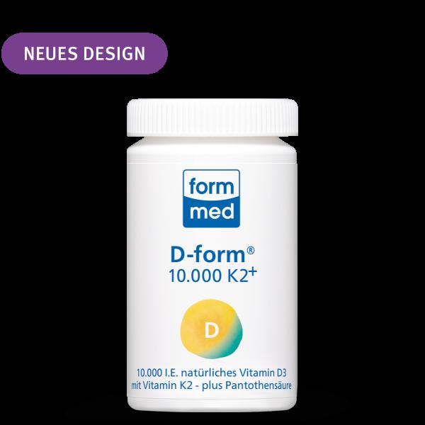D-form® 10.000 K2+