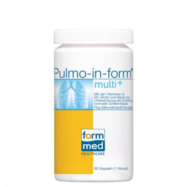 Pulmo-in-form® multi+