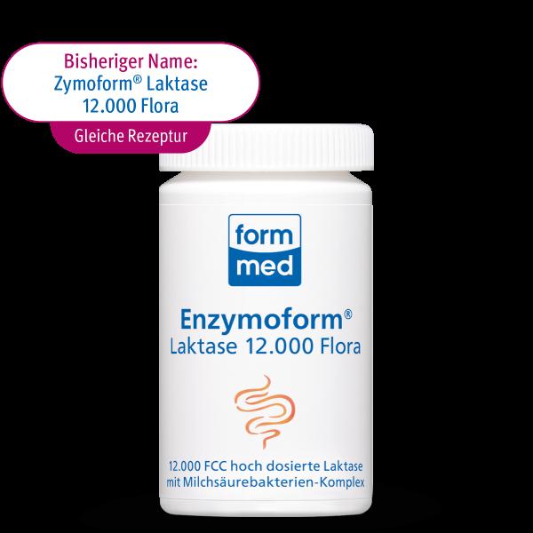 Enzymoform® Laktase 12.000 Flora