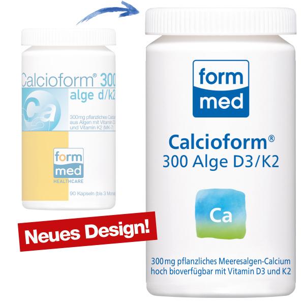 Calcioform® 300 Alge D3/K2
