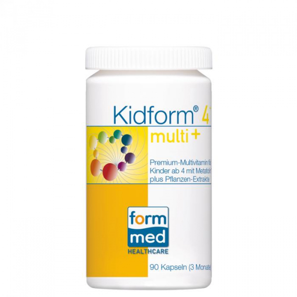 Kidform® 4+ multi+