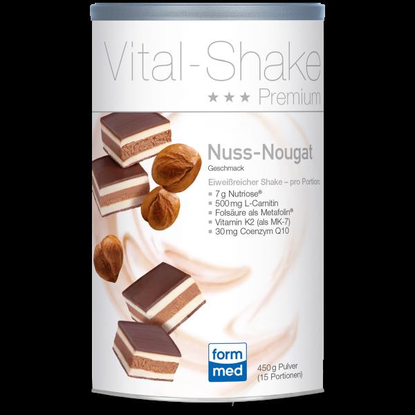 Vital-Shake Premium Nuss-Nougat