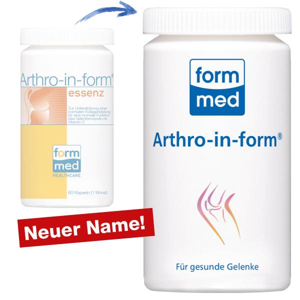Arthro-in-form® (ehem. essenz)