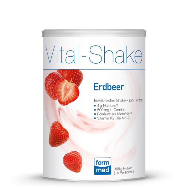 Vital-Shake Erdbeer