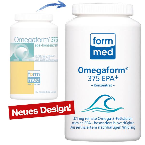 Omegaform® 375 EPA+ Konzentrat